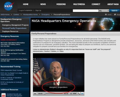 9-11-2011 FEMA: Simulacro de Alerta de Emergencia Nacional en todo los EEUU e involucrando a TODA LA POBLACION!!!!