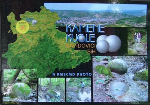 Enormes esferas perfectamente redondas, de varias toneladas algunas, por todo el mundo…Quien las hizo, y para que? Bosnia-esferas