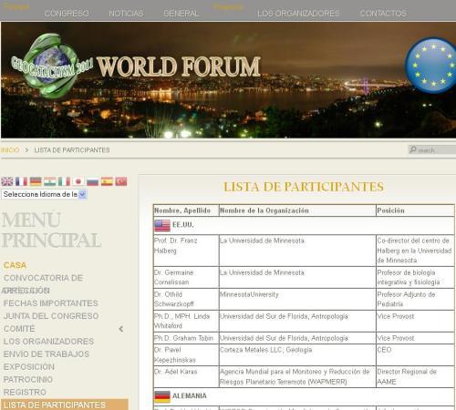 Líderes del mundo estarán en receso durante la alineación Elenin de 26 a 27 septiembre. 2011