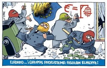 """""""La implosión del sistema europeo"""" - texto de Samir Amin - publicado en septiembre de 2012 en Monthly review  16-novembre-10blog"""