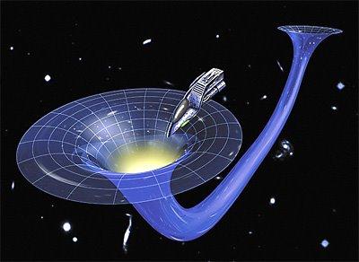 Resultado de imagen de escapar de la gravedad de un agujero negro