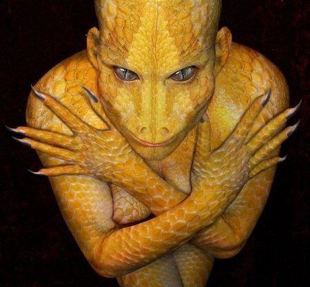 Resultado de imagen para Reptilianos: entrevista con lacerta