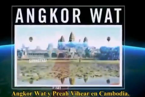 La revelación de las Pirámides: 'La investigación que CAMBIARÁ el mundo'!!! Camboya