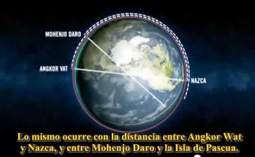 La revelación de las Pirámides: 'La investigación que CAMBIARÁ el mundo'!!! Distancia-giza-2