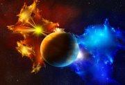 Reunión en la cumbre los planetas