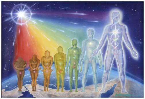 Los Mensajeros del alba (libro) Kundalinigaia