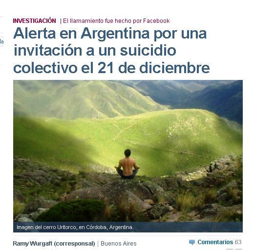 argentina suicidio