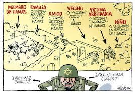 vicitmas civiles palestina