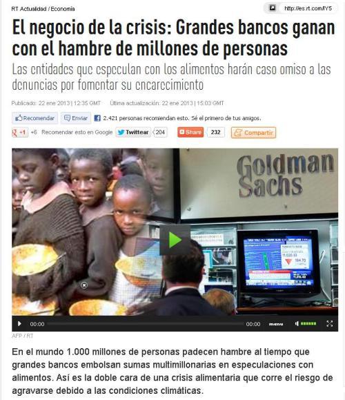 bancos hambre