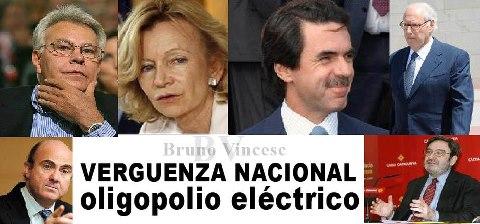 electricas oligopolio