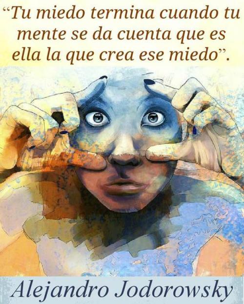 miedo mente