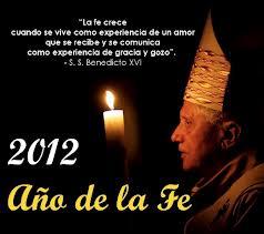 año de la fe