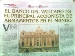 armas vaticano