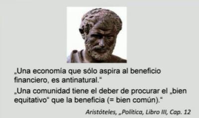 bien comun aristoteles