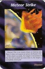 carta meteorito