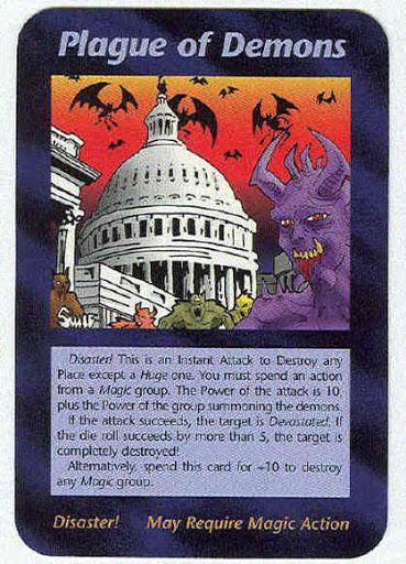 Plague of Demons