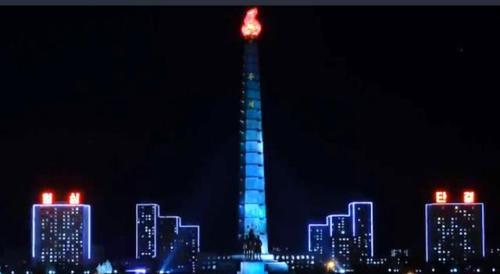 antorcha corea norte