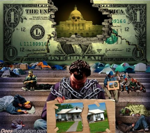 dees economic despair