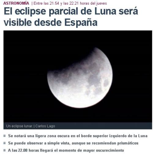 eclipse luna