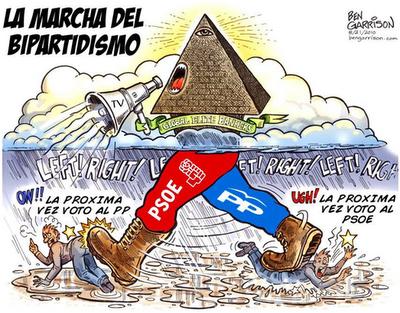 Bipartidismo IlluminatiSatanico