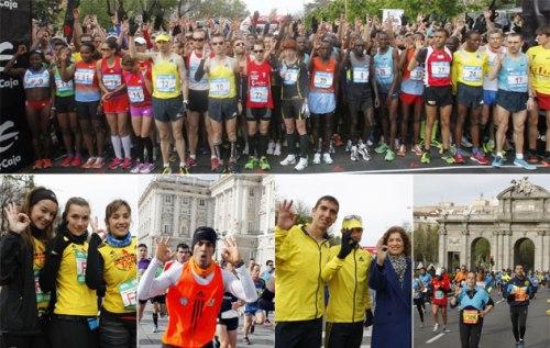 homenaje maraton madrid boston