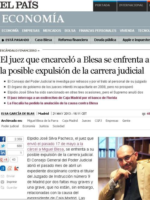 juez blesa