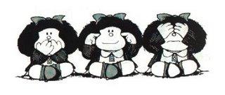 mafalda ver oir callar