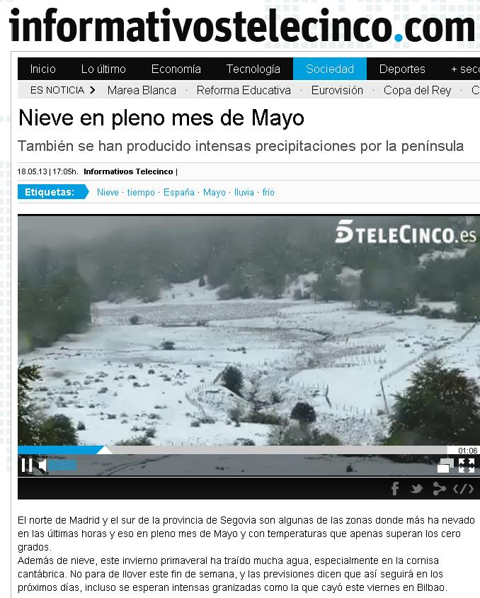 nieve mayo