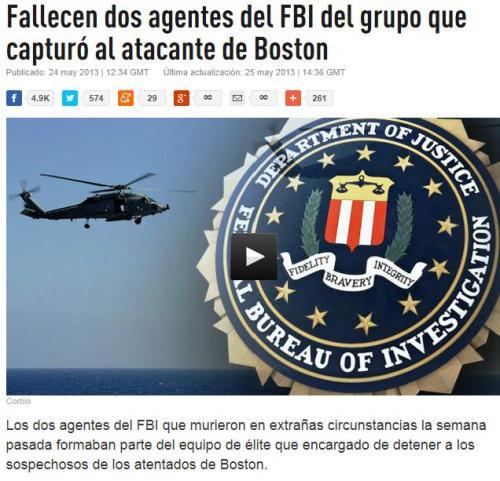 agentes fbi