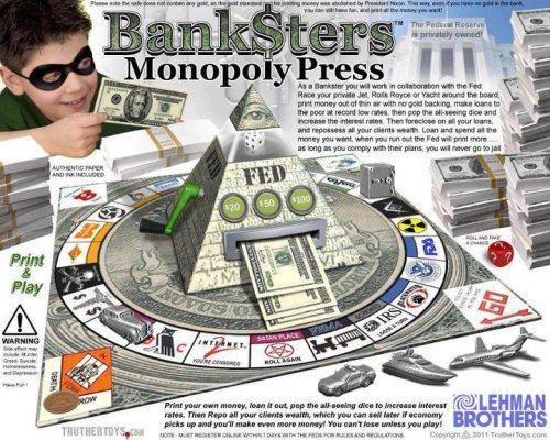monopoly illuminati