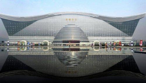 edificio mas grande mundo ojo