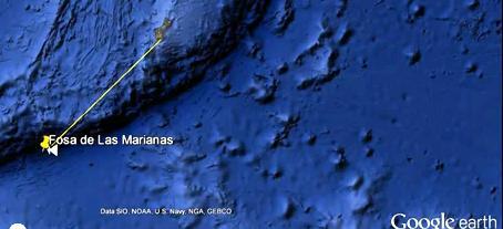 islas mariasnas fosa