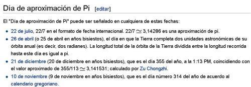 pi aproximacion