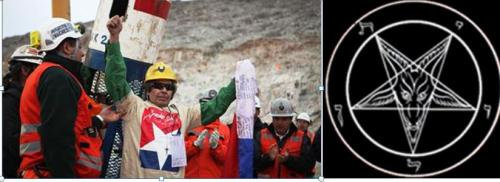 mineros chilenos 333