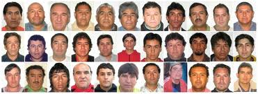 mineros chilneos 33