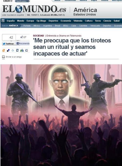 obama ritual mundo