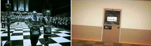 suelo ajedrezado sion