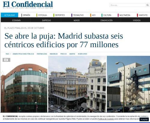 77 EDIFICIOS MADRID