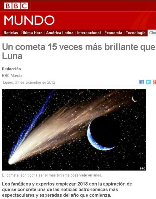 bbc ison
