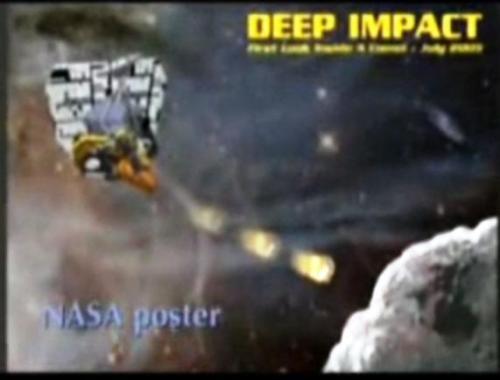deep impact nasa