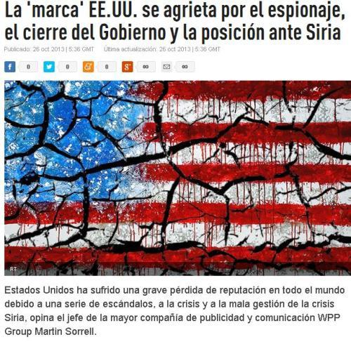 A fuego lento están cociendo la destrucción de EEUU como imperio… Marca-eeuu