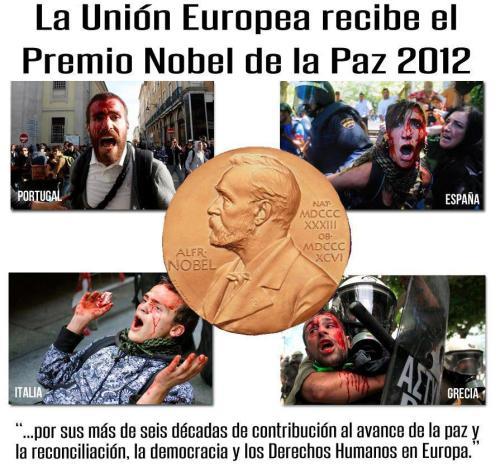 nobel paz 2012