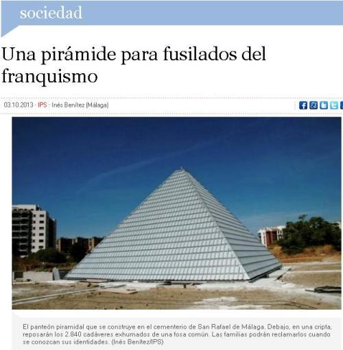 piramide franquismo