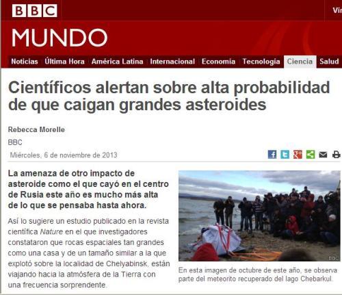 bbc asteroides