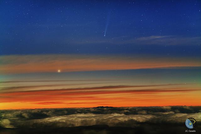 Comet ISON 21 October 2013