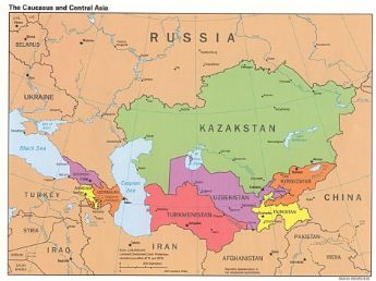 la proxima guerra revolucion en kazajstan disturbios mapa china