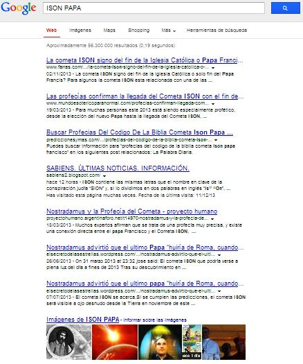 google papa ison