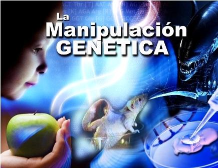 la manipulacion genetica
