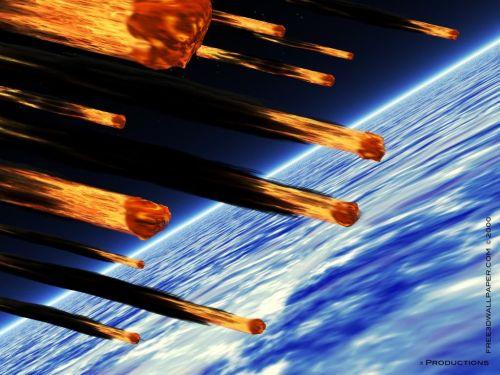 lluvia de meteoritos draconidas