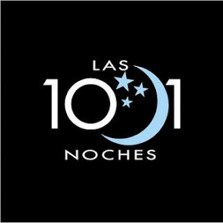 logo las 1001 noches - 3 lneas